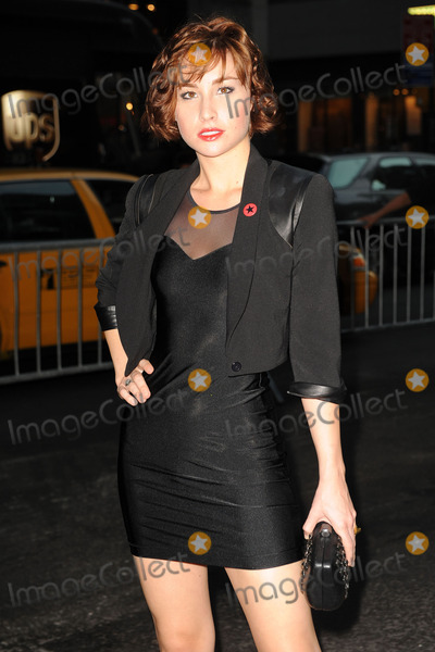 ALISON SCAGLIOTTI Photo - Alison Scagliotti  attends the premiere of The Romantics on September 07 2010 in New York City