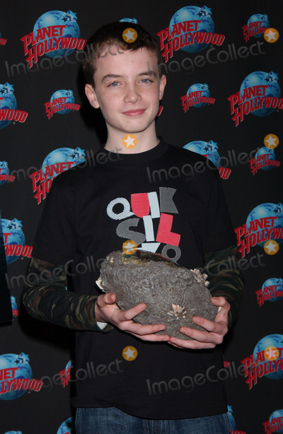 Photo - AXEL ETEL AT PLANET HOLLYWOOD