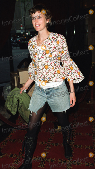 Photos And Pictures British Fashion Designer Stella Tenant Arrives At The Premiere Of Matthew Barney S Cremaster 3 A The Ziegfeld Theater In New York May 1 2002 Can Somebody Call Nyfp