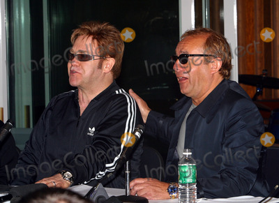 Ann Rice Photo - Warner Bros Theatre Ventures held a press conference to announce a new Broadway musical The Vampire Lestat which is based on a novel by Anne Rice The new musical is the collaborative effort of Sir Elton John and Bernie Taupin