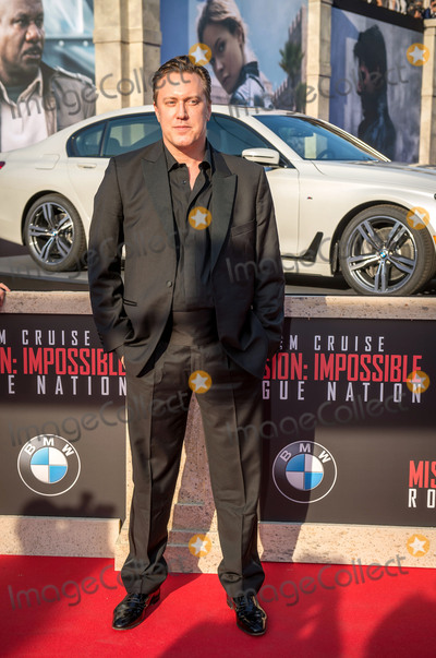 Photo - Mission Impossible - Rogue Nation premiere