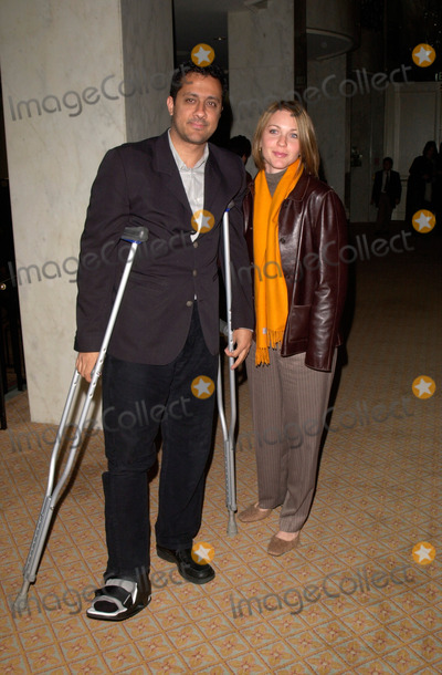 Ajay Sahgal Photo - 10FEB2000  The Practice star KELLI WILLIAMS  husband AJAY SAHGAL at the Tourettes Syndrome Awards Dinner in Beverly Hills The dinner was to raise financial support and awareness of the neurobiological disorder                   Paul Smith  Featureflash