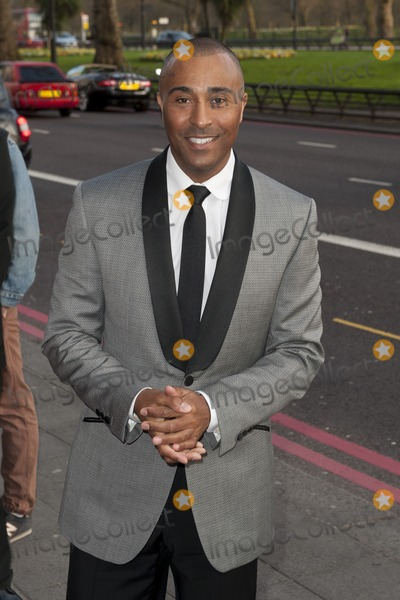 Colin Jackson Photo - Colin Jackson arriving for the Asian Awards 2013 Grosvenor House Hotel Park Lane London 16042013 Picture by Simon Burchell  Featureflash
