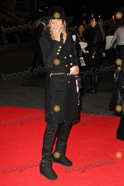 Anita Pallenberg Photo - Anita Pallenberg at the premiere for Crossfire Hurricane being shown as part of the London Film Festival 2012 Odeon Leicester Square London 18102012 Picture by Steve Vas  Featureflash