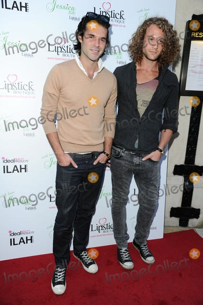 Sable Photo - Bobby Sable and Johnny Laidler arrives for the Lipstick Boutique  Jessica Wright clothing launch Sanctum Soho Hotel London 21082012 Picture by Steve Vas  Featureflash