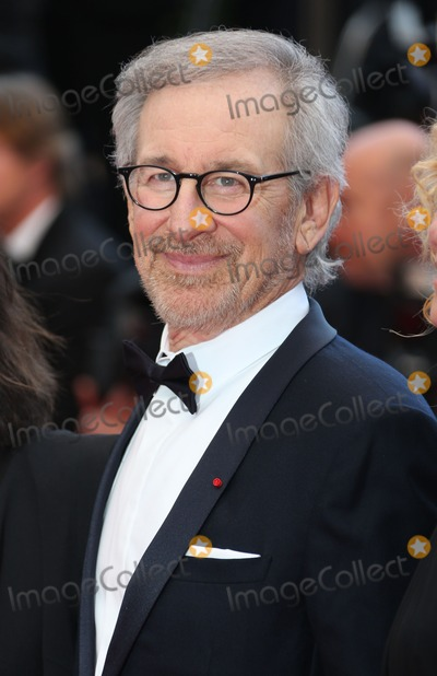 Photo - Steven Spielberg at the 66th Cannes Film Festival - Inside Llewyn Davis Premiere Cannes France 19052013 Picture by Henry Harris  Featureflash