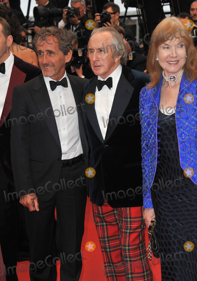 Alain Prost Photo - Alain Prost with Jackie Stewart  wife Helen Stewart at gala premiere for All Is Lost at the 66th Festival de CannesMay 22 2013  Cannes FrancePicture Paul Smith  Featureflash