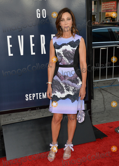 Alison Levine Photo - Mountaineer Alison Levine at the American premiere of Everest at the TCL Chinese Theatre HollywoodSeptember 9 2015  Los Angeles CAPicture Paul Smith  Featureflash