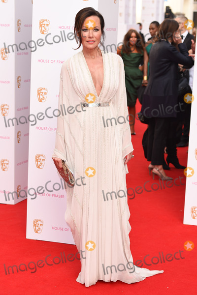 Amanda Mealing Photo - Amanda Mealingarrives for the 2015 BAFTA TV Awards at the Theatre Royal Drury Lane London 10052015 Picture by Steve Vas  Featureflash