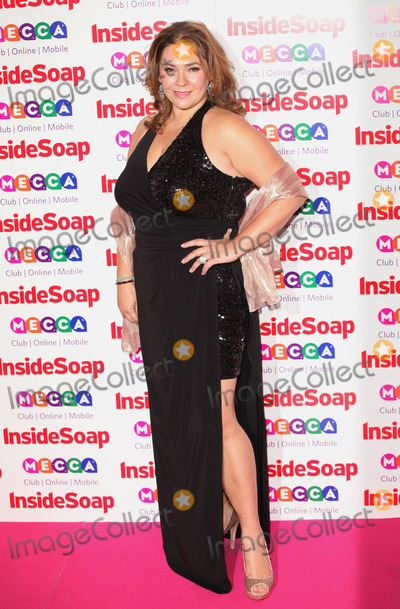 Ministry Photo - Nicola Barber-Lane  arriving for the 2013 Inside Soap Awards at the Ministry Of Sound London 21102013 Picture by Alexandra Glen  Featureflash