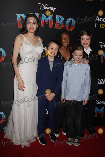 Photos From The World Premiere of 'Dumbo'