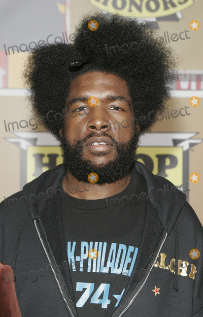 Ahmir Thompson Photo - Ahmir Thompson of The Roots arrives to the second annual VH 1s Hip Hop Honors September 22 2005 in New York City