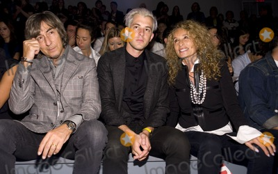 Ann Dexter Photo - NEW YORK - SEPTEMBER 11  (L-R) Laurence Ronson Mark Ronson and Ann Dexter Jones attend the Charlotte Ronson Spring 2011 fashion show during Mercedes-Benz Fashion Week at The Stage at Lincoln Center on September 11 2010 in New York City