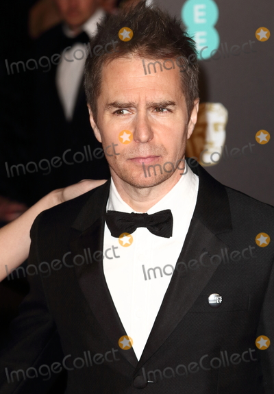 Photo - London UK  Sam Rockwell  at EE British Academy Film Awards 2018 - Red Carpet Arrivals at the Royal Albert Hall London on Sunday February 18th 2018 Ref LMK73 -J1591-190218Keith MayhewLandmark Media WWWLMKMEDIACOM