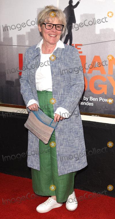 Photo - London UK Imelda Staunton at The Lehman Trilogy Press Night held at Piccadilly Theatre Denman Street London on Wednesday 22 may 2019  May 2019  Ref LMK392-J4931-230519Vivienne VincentLandmark Media WWWLMKMEDIACOM