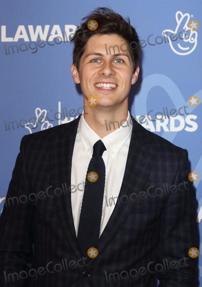 Photo - London UK Ben Hanlin at National Lottery Awards 2019 held at BBC Wood Lane London on October 15th 2019Ref LMK73-J5616-161019Keith MayhewLandmark MediaWWWLMKMEDIACOM