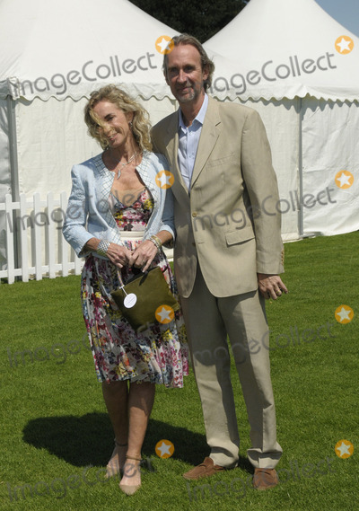 Angie Rutherford Photo - Windsor Berkshire UK Brian Conley (3rd R) at the Cartier International Polo At Windsor Great Park  24th July 2011SydLandmark Media