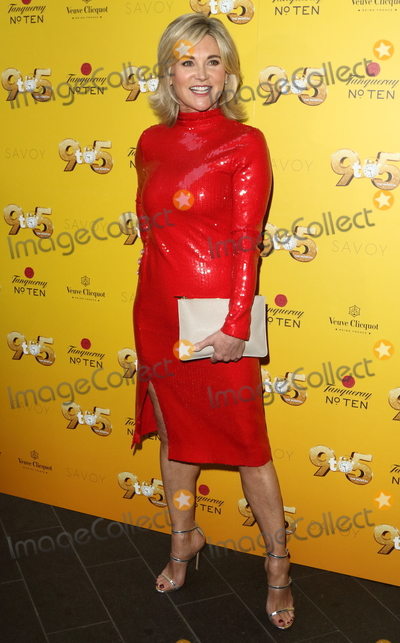 Anthea Turner Photo - LondonUK  Anthea Turner at the  9 to 5 the Musical Gala Night at The Savoy Theatre 17th February 2019  RefLMK73-S2151-180219Keith MayhewLandmark MediaWWWLMKMEDIACOM
