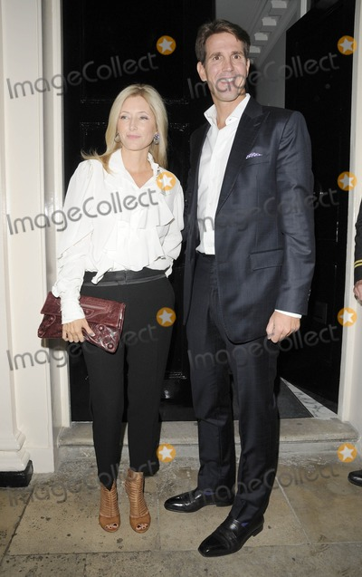 Princess Marie-Chantal Photo - London UK Princess Marie Chantal and Prince Pavlos of Greece at the Coach Luxury Bag and Accessories brand 70th Birthday Anniversary dinner the Arts Club 7th September 2011Can NguyenLandmark Media