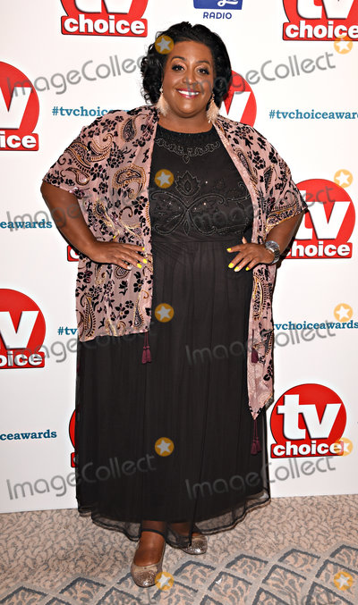 Alison Hammond Photo - London UK Alison Hammond at The TV Choice Awards held at The Dorchester Hotel London on Monday 10 September 2018Ref LMK392-J2580 -110918Vivienne VincentLandmark Media WWWLMKMEDIACOM