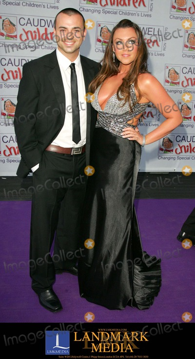 Andy Scott-Lee Photo - London UK  Andy Scott-Lee and wife Michelle Scott-Lee at the   Legends Ball in aid of the Caudwell Childrens Charity held at the Battersea Evolution London 8th May 2008 Keith MayhewLandmark Media