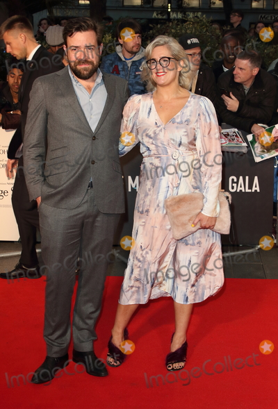 Anna Whitehouse Photo - London UK Matt Farquharson and Anna Whitehouse at The BFI 63rd London Film Festival Mayfair Hotel Gala screening of Marriage Story held at the Odeon Luxe Leicester Square London on October 6th 2019Ref LMK73-J5550-061019Keith MayhewLandmark MediaWWWLMKMEDIACOM