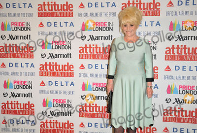 Barbara Windsor Photo - London UK Barbara Windsor at  the Attitude Pride Awards 2015 Grosvenor House Hotel Park Lane on Friday June 26 2015 in London England UK Ref LMK315 -51472-290615Can NguyenLandmark Media WWWLMKMEDIACOM