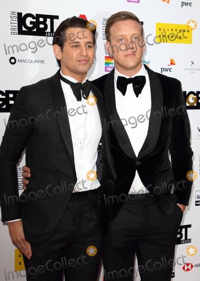 Photos From British LGBT Awards