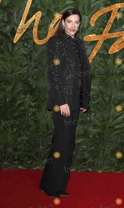Photo - London UK Liv Tyler at the The Fashion Awards 2018 at the Royal Albert Hall Kensington London on December 10th 2018Ref LMK73-J4027-111218Keith MayhewLandmark Media WWWLMKMEDIACOM