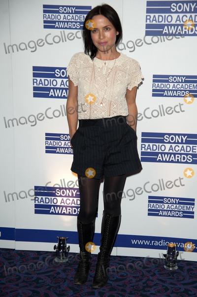 Andrea Corrs Photo - London UK Andrea Corr at Sony Radio Academy Awards at the Grosvenor House in London 9th May 2011Justin NgLandmark Media