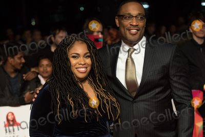 George Tillman Jr Photo - London UK Author Angie Thomas and Director George Tillman Jr  at  the Special Presentation and European Premiere of The Hate U Give  at The 62nd BFI London Film Festival at Cineworld Leicester Square London England UK on Saturday 20 October 2018 Ref  LMK370-S1696-211018Justin NgLandmark MediaWWWLMKMEDIACOM