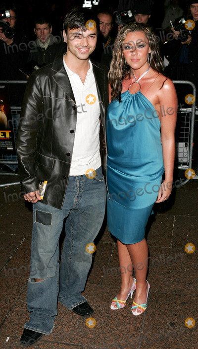 Andy Scott-Lee Photo - LondonAndy Scott Lee and Michelle Heaton at the premiere of After the Sunset at the Vue Cinema Leicester Square2nd November 2004Trevor MooreLandmark Media