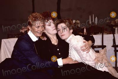 Photos From Vanessa Redgrave, Lynn Redgrave and Jemma Redgrave