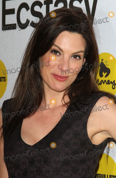Irvine Welsh Photo - London UK Catherine McQueen at the World Premiere of Irvine Welshs Ecstasy at Ministry Of Sound17th April 2012Keith MayhewLandmark Media