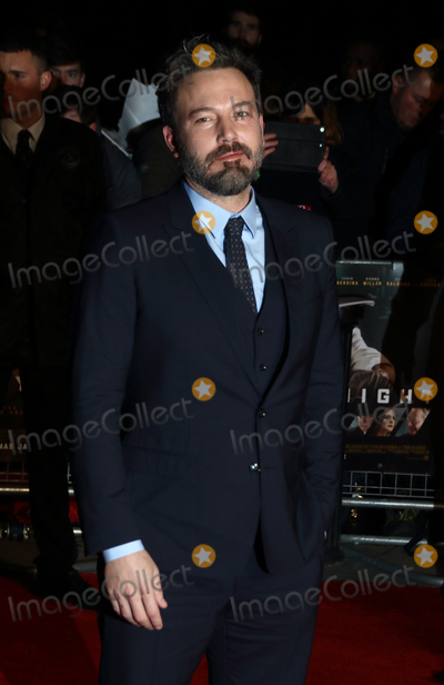 Photo - Live By Night European Premiere