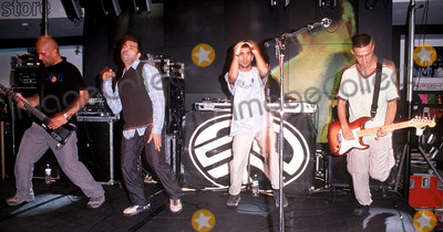 Asian Dub Foundation Photo - LondonAsian Dub Foundation play live at HMV20th March 2000Picture by Trevor MooreLandmark Media