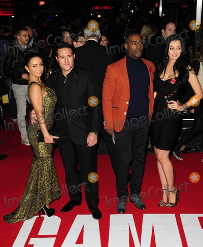 Anthony Costa Photo - London UK Anthony Costa and  Simon Webbe with guests  at  the World Premiere of Gambit at the Empire Leicester Square London 7th November 2012 Ref92-41279-081112 SydLandmark Media
