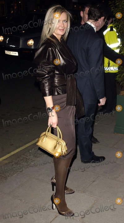 Amanda Wakely Photo - London Amanda Wakely at the American and British Vogue Party held at LucianoFebruary 17th 2005Picture by Steve McGarryLandmark Media