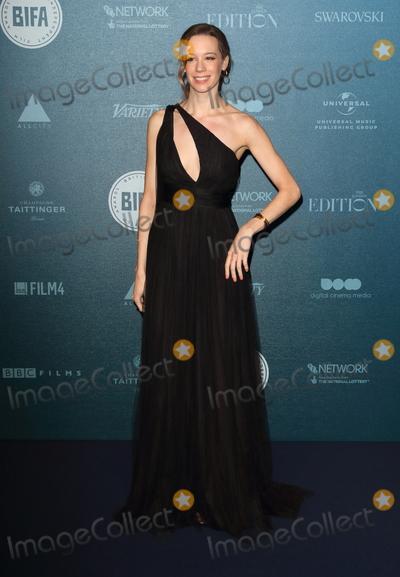 Photo - London UK Chloe Pirrie at British Independent Film Awards at Old Billingsgate London on Sunday 10 December 2017Ref LMK73-J1281-111217Keith MayhewLandmark MediaWWWLMKMEDIACOM