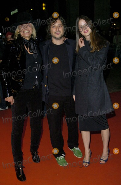 Anita Pallenberg Photo - LondonUK  Anita Pallenberg with director Harmony Korine and Rachel Korine  at the London Film Premiere of  their  film   Mister Lonely Odeon West End  Pallenberg and Fox are best known for their film roles in the Mick Jagger starring movie Performance in the late 1960s 26th October 2007 Can NguyenLandmark Media