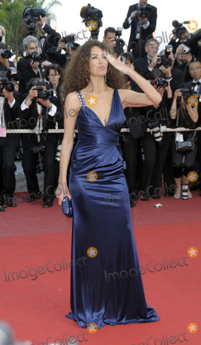 Afef Jnifen Photo - Cannes France Afef Jnifen at the Inglourious Basterds Premiere during the 62nd Annual Cannes Film Festival  at the Grand Theatre Lumiere 20th April 2009 SydLandmark Media