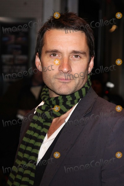 Alastair Mackenzie Photo - London UK Alastair Mackenzie  at the screening of his film New Town Killers  Odeon West End London Film Festival 29th October 2008 Keith MayhewLandmark Media