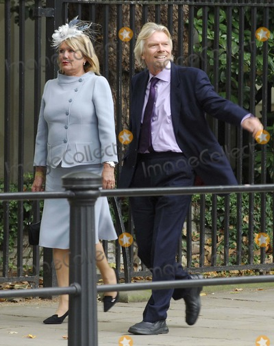 Photos and Pictures - London.UK. Sir Richard Branson with ...