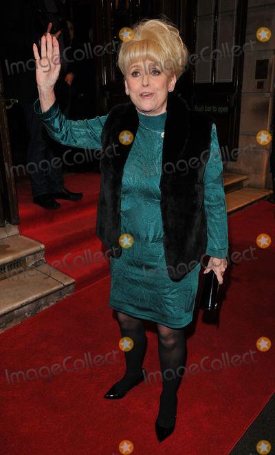 Barbara Windsor Photo - London UK  160216Barbara Windsor at the Mrs Henderson Presents press night Noel Coward Theatre St Martins Lane14 January 2016Ref LMK315-60207-170216Can NguyenLandmark MediaWWWLMKMEDIACOM