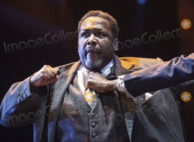 Wendell Pierce Photo - London UK   Wendell Pierce  at the photo call for the Arthur Miller classic Death of a Salesman at the Piccadilly theatre West End London 1st November 2019 RefLMK386-S2535-011119 Gary MitchellLandmark Media WWWLMKMEDIACOM