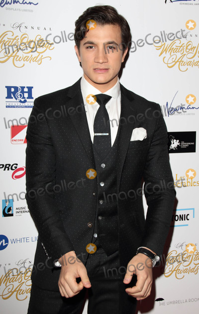Photo - Whats On Stage Awards 2017