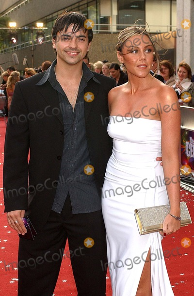 Andy Scott-Lee Photo - London Michelle Heaton from Liberty X and boyfriend Andy Scott-Lee at the Celebrity Awards 200426 September 2004Eric BestLandmark Media