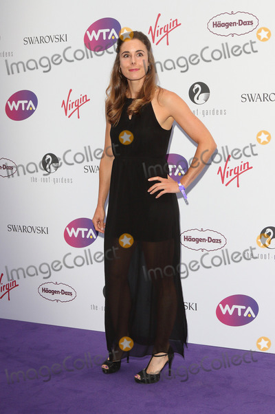 Alize Photo - London UK Alize Cornet at WTA Pre-Wimbledon Party at Kensington Roof GardensLondon on June 29th 2017Ref LMK73-J477-300617Keith MayhewLandmark MediaWWWLMKMEDIACOM