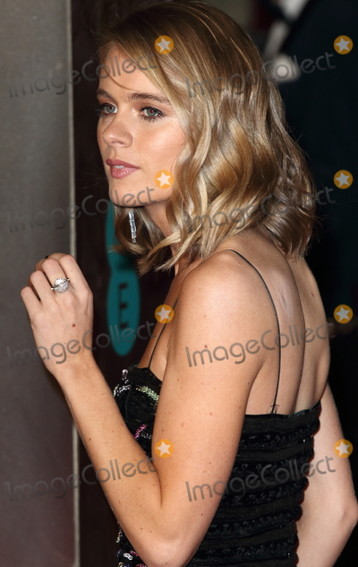 Photo - London UK Cressida Bonas at EE British Academy Film Awards 2018 - Red Carpet Arrivals at the Royal Albert Hall London on Sunday February 18th 2018 Ref LMK73 -J1591-190218Keith MayhewLandmark Media WWWLMKMEDIACOM