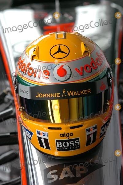 Photo - Special Racing Helmet
